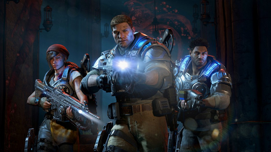 Gears of War 4 - iNerds