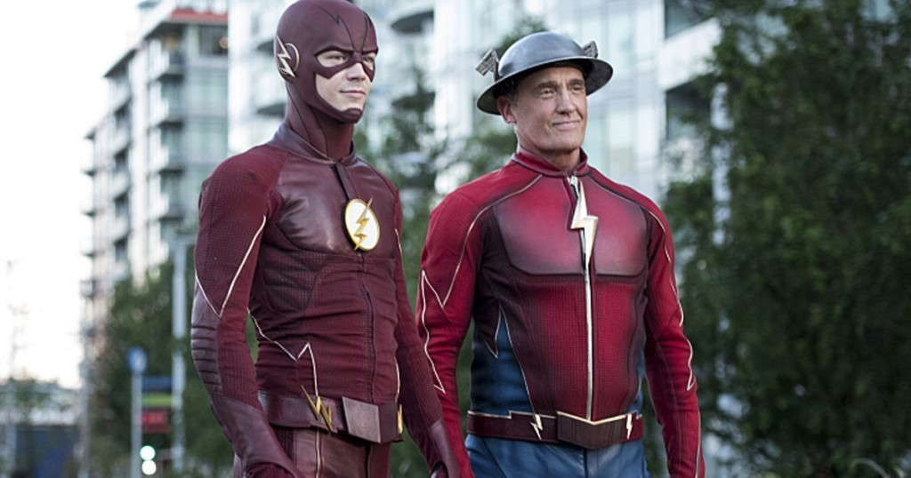 the flash 3x02 paradox review inerds