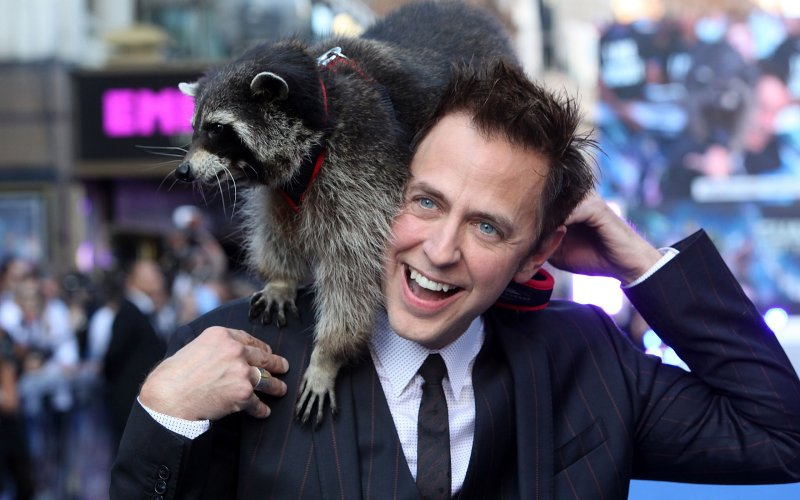 James Gunn Guardioes da Galaxia 2 Comic Con Experience 2016 iNerds