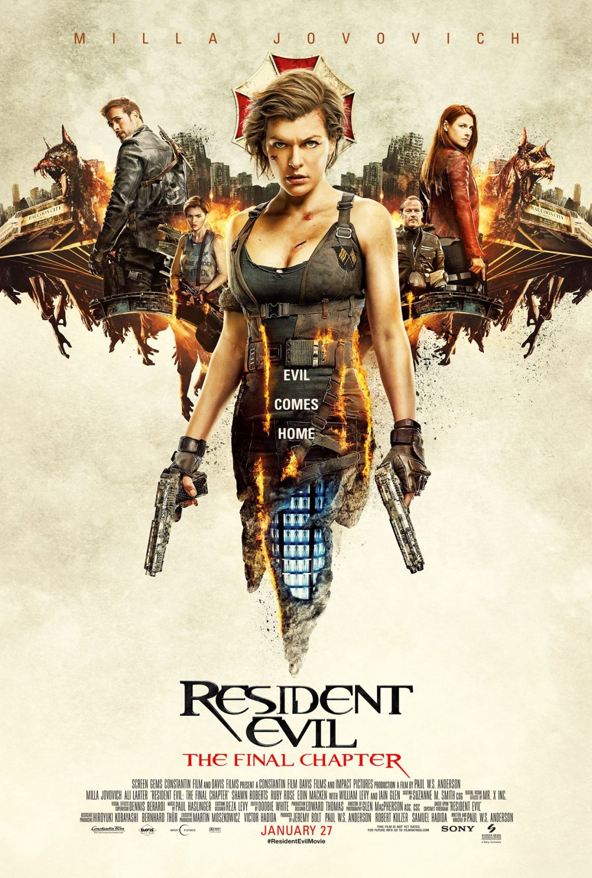 Resident Evil 6 O Capitulo Final iNerds